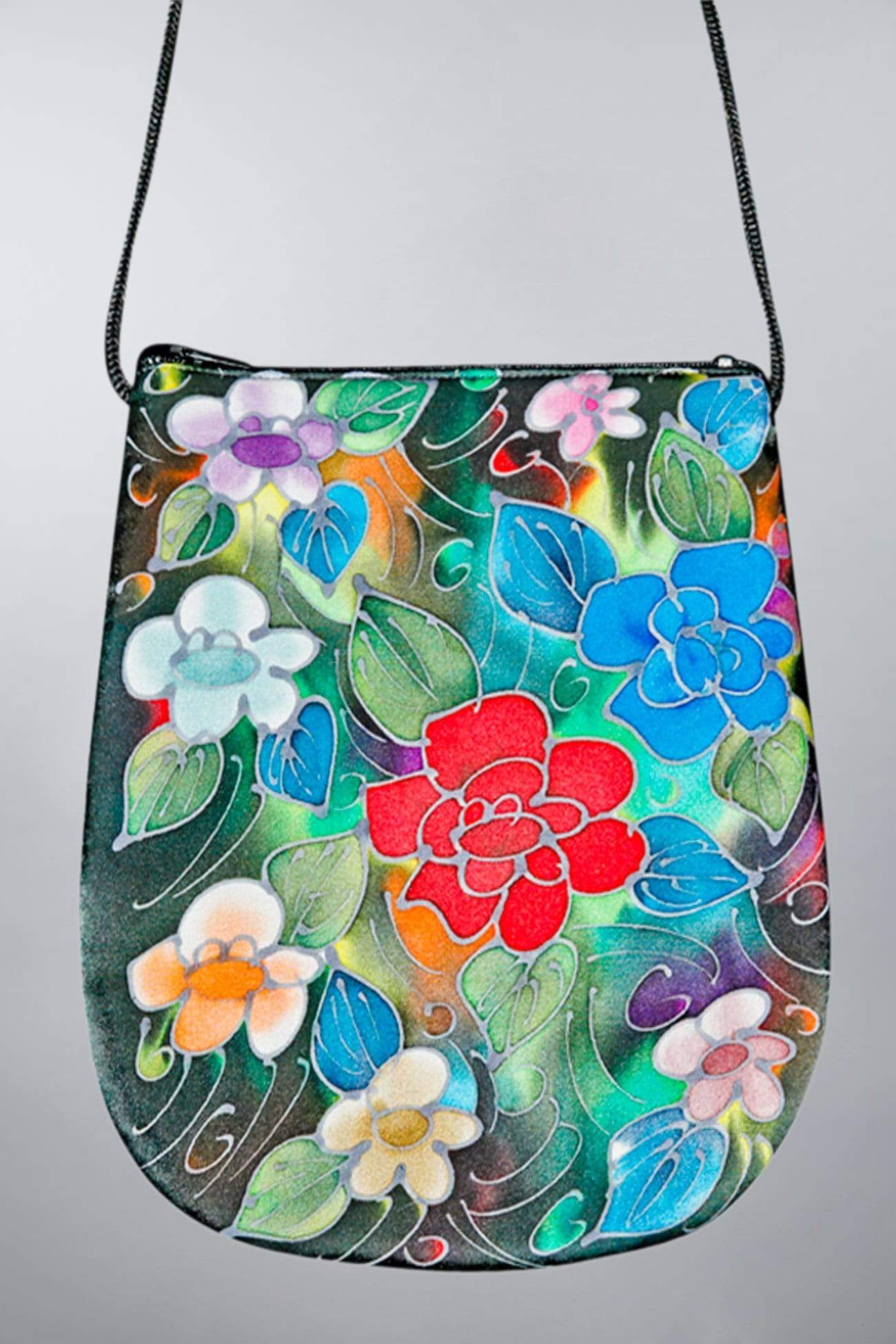 Invisible World Perfume Bags Hand Painted Silk Perfume Bag - Suzy