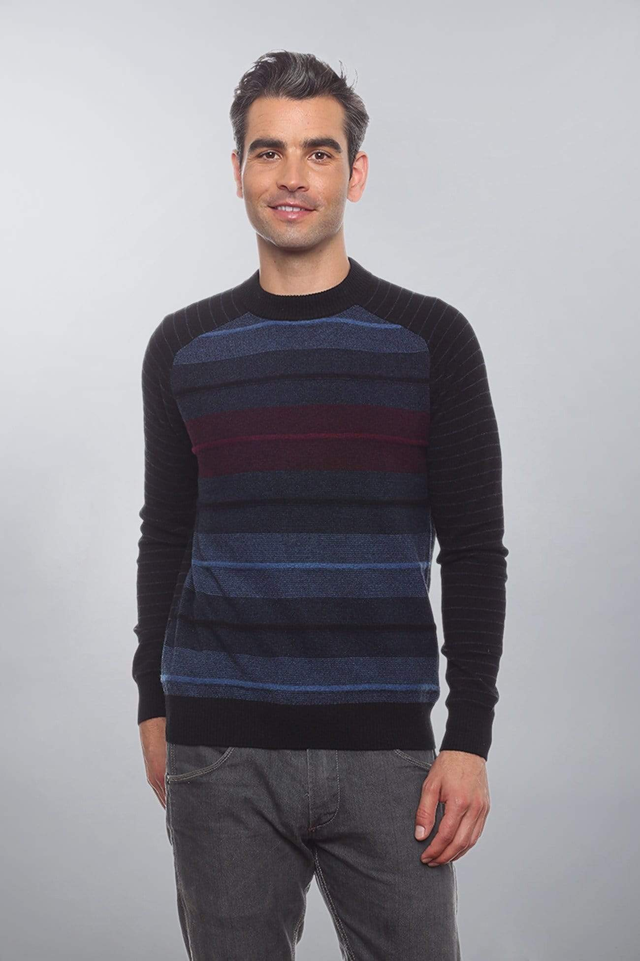 Invisible World Men's Pullover Julian Men's Cashmere Sweater