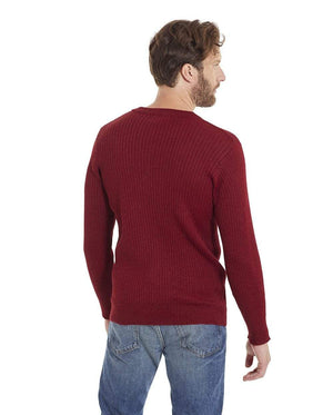 Men's Apollo Ribbed Pullover