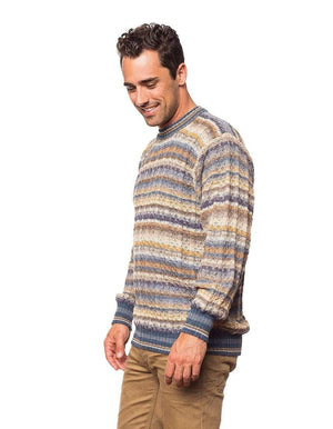 Sea Pullover Men's Alpaca Sweater