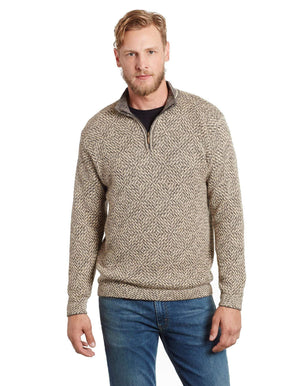 Vincent Men's Alpaca Sweater