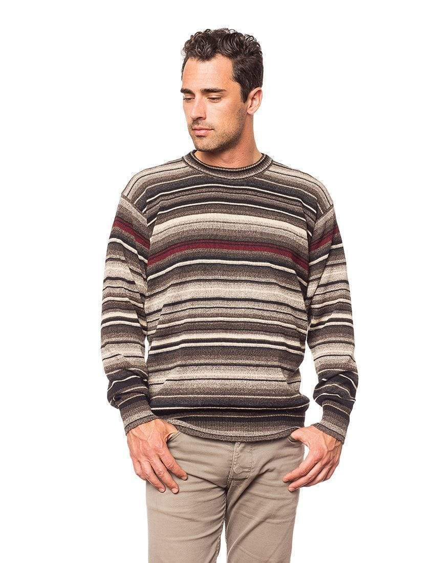 Storm Lightweight Men's Alpaca Sweater