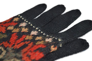 Women's Alpaca Gloves for Winter