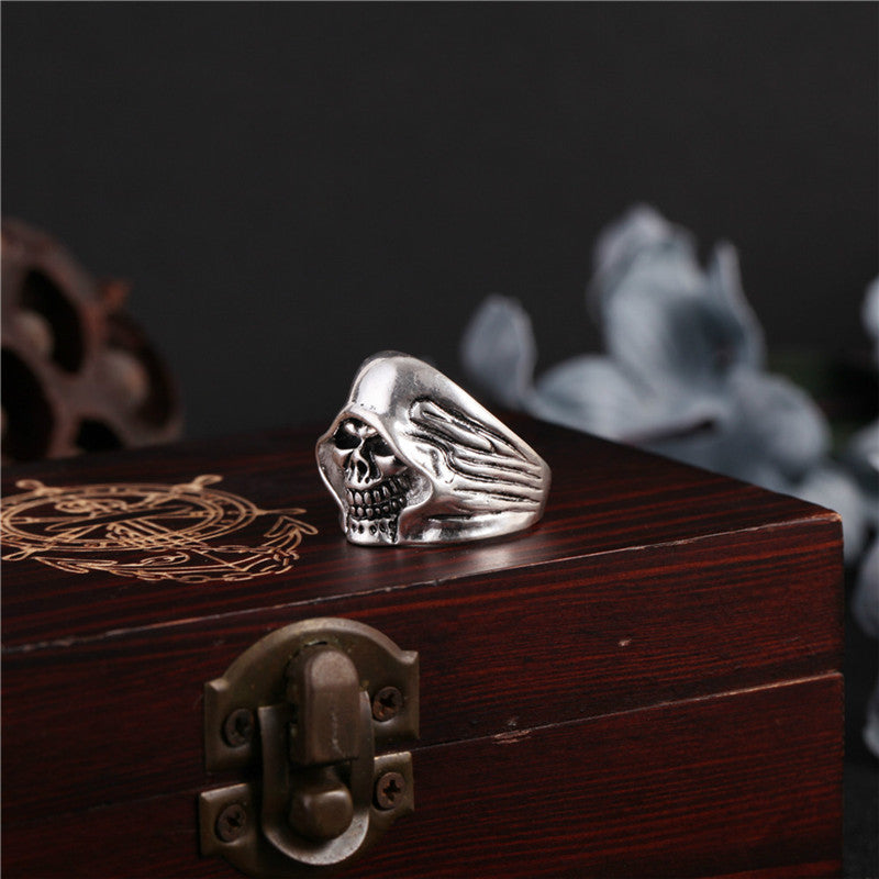 Skull rings high quality