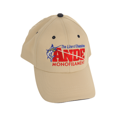 Fishing Hat - Ande Monofilament