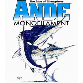 Billfish Trio T-Shirt - Ande Monofilament