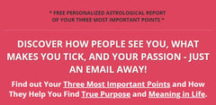 Your 3 Most Important Astrology Points