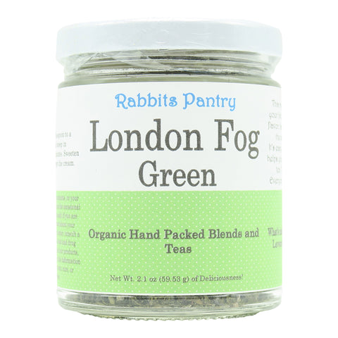 London Fog Green