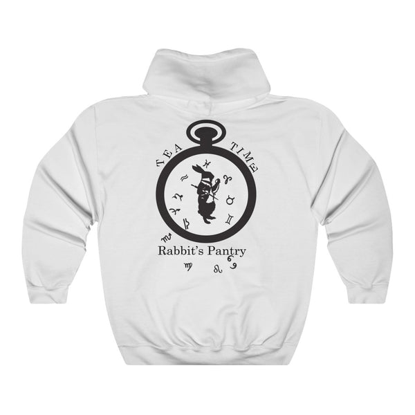 Tea Time Unisex Hooded Sweatshirt