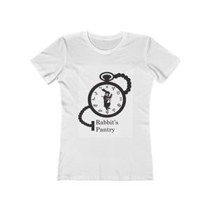 Rabbit's Pantry Women's The Boyfriend Tee