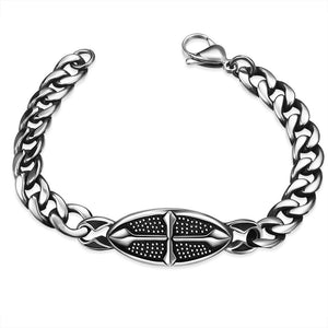 Simple Elegance Stainless Steel Bracelet