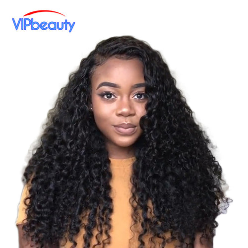 አዝዩ ብሉጽ ሁማን ሀር ብርታዊ ዋጋ ( Vipbeauty Peruvian Deep Curly Hair 100% Human Hair Weave Bundles Non-remy Hair Extensions 1 Piece Only 10-28 Inch Natural Color
