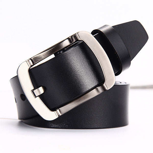 2017 belt men genuine leather luxury strap
