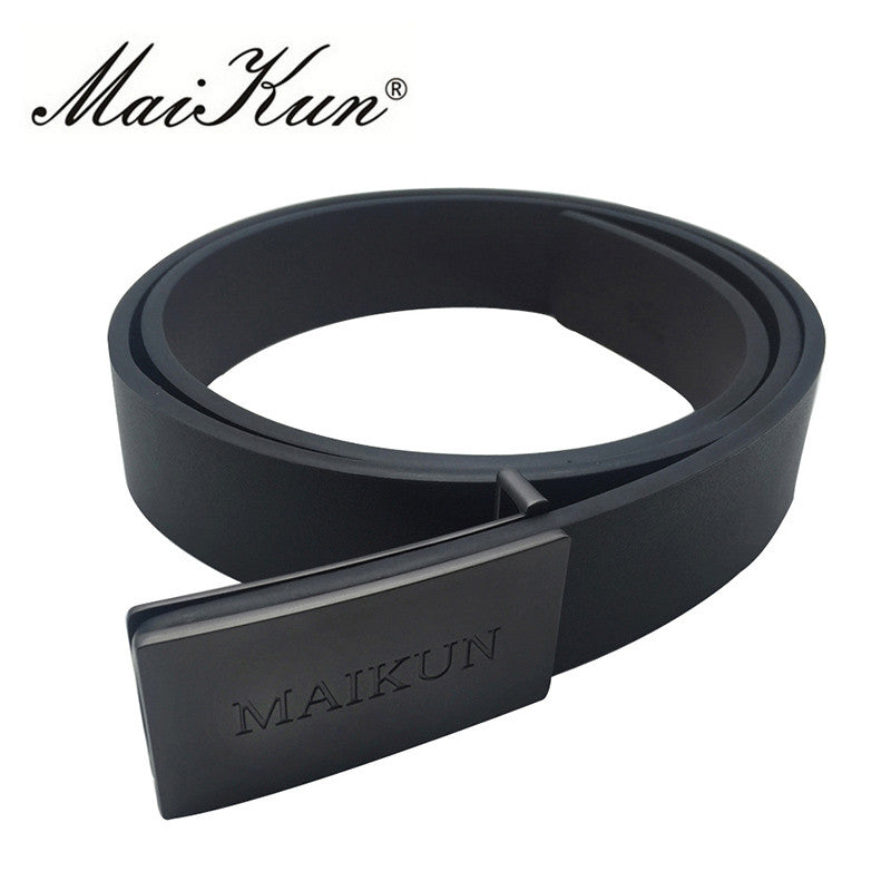 Black Leather Belts for Women Luxury Brand Designer