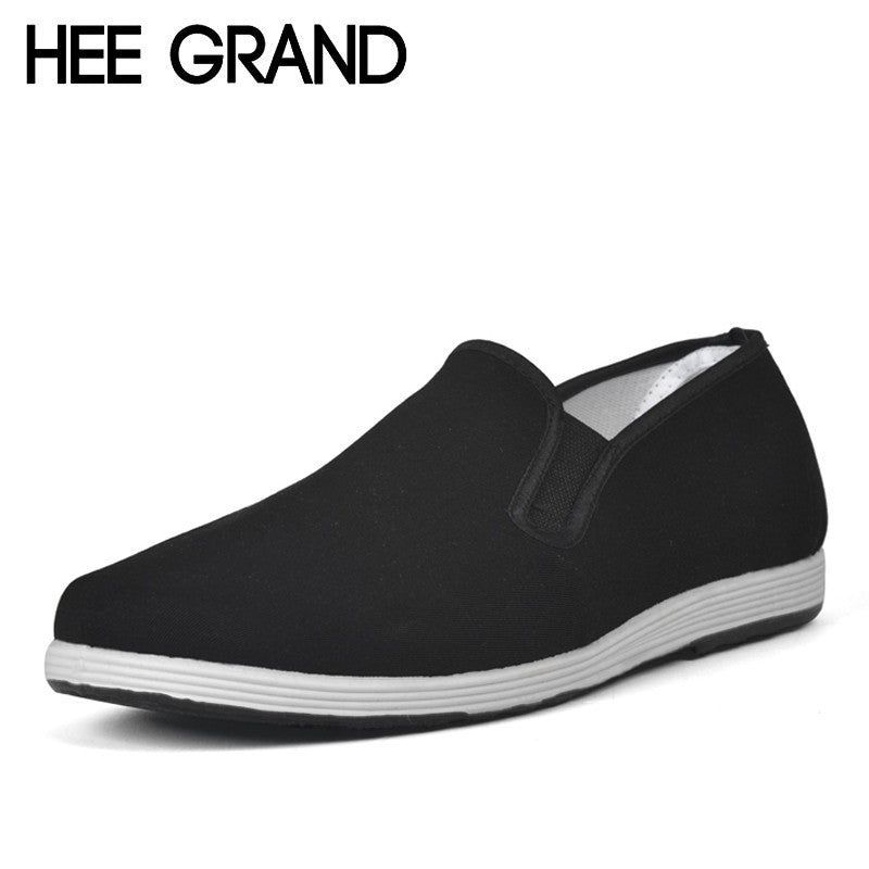 HEE GRAND Casual Men Loafers Spring