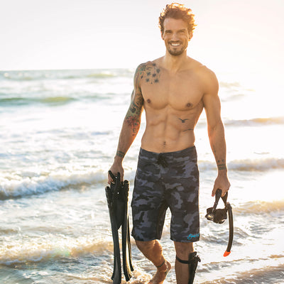 Men's Camo Flow Boardshorts