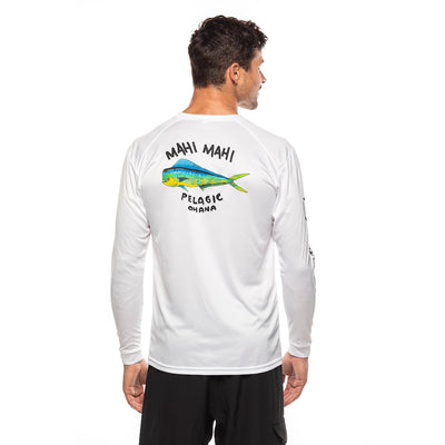 Mahi Mahi Long Sleeve Performance Shirt