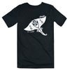 Manta Ray Crew Neck Shirt