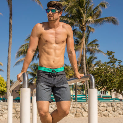 Men's Minted Boardshorts