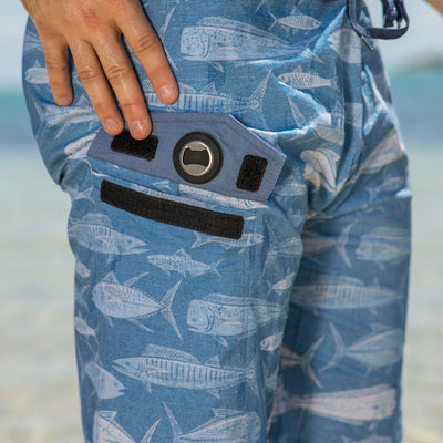 Men's Reelin' And Dealin' Hero Boardshorts