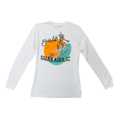 Shakaholic Layback Long Sleeve T-Shirt