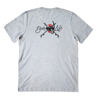 Speared Dive Flag Crew Neck T-Shirt