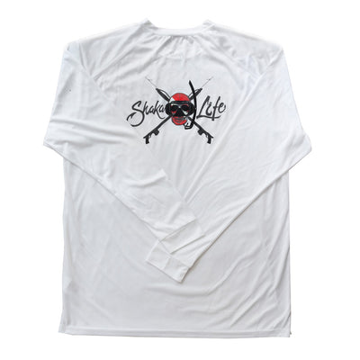 Speared Dive Flag Performance Shirt