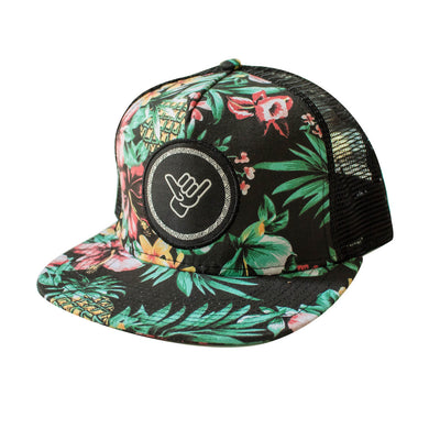 Tropical Trucker Hat