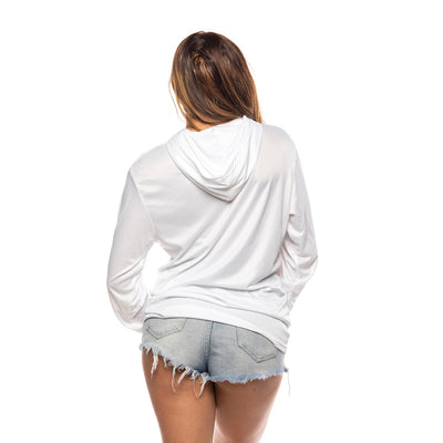 Chica Libre Hooded Performance Shirt