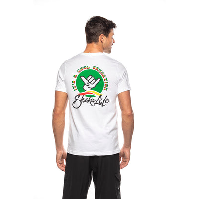 Cool Sensation Hand Green Dot T-Shirt