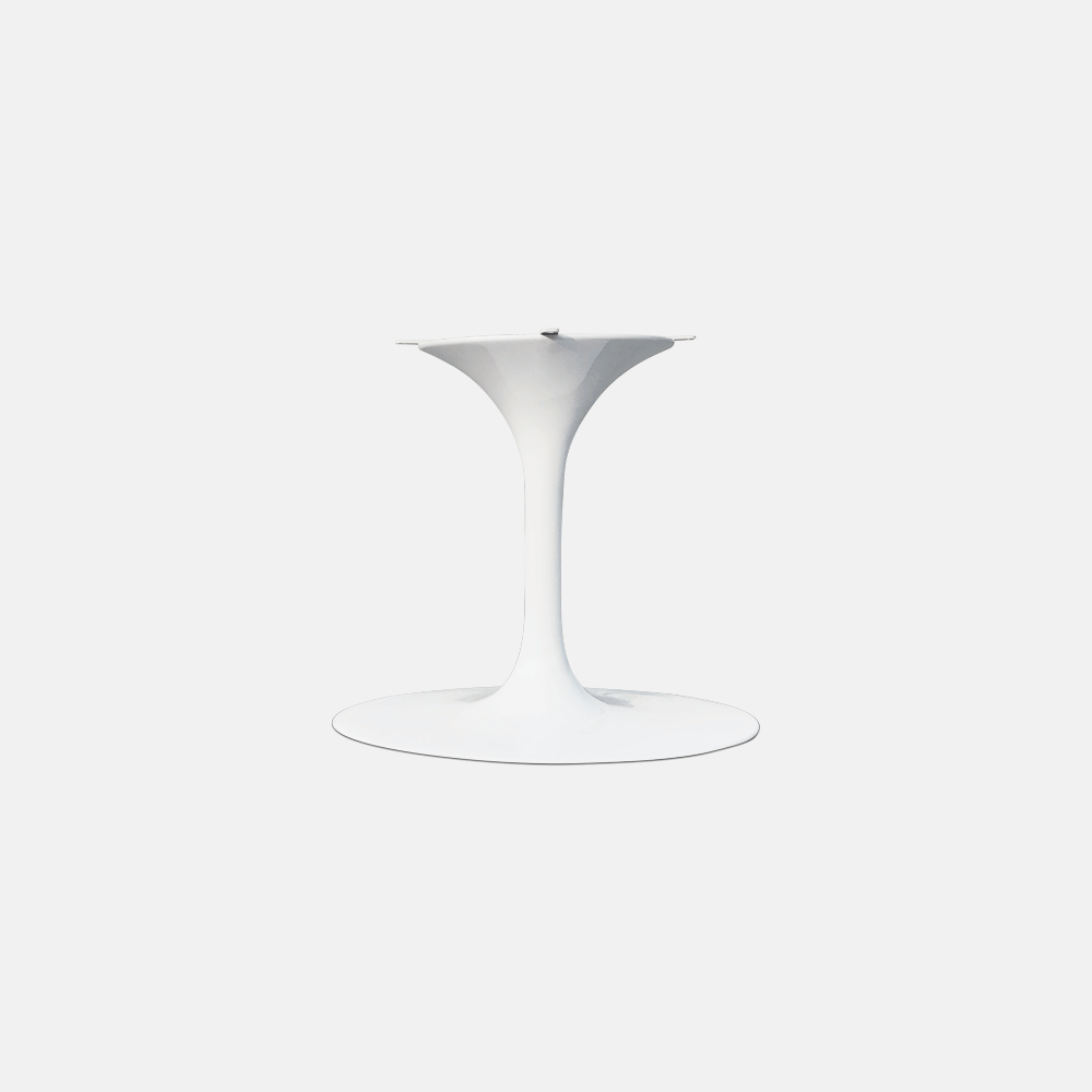 Tulip Dining Table Base   Oval