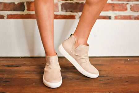 One Direction Booties in Blush