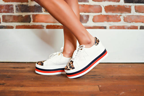 The Wild Life Platform Sneakers