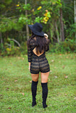 Famous Last Words Romper