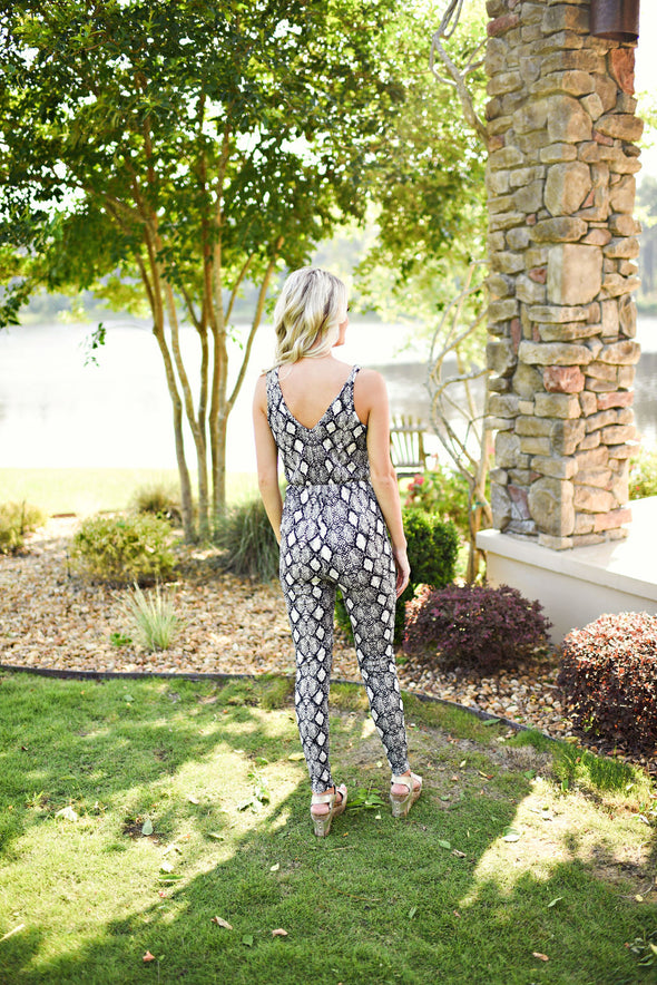 Secret Escape Jumpsuit