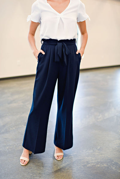 All Put Together Pant in Navy