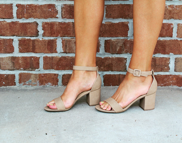 Smooth Operator Sandal in Natural