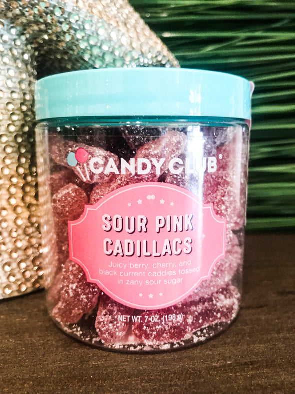 Candy Club Sour Pink Cadillacs