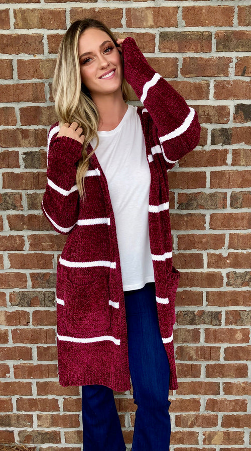 Cuddle Up With Me Cardigan