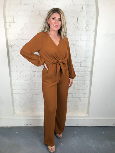 Never Disappointed Jumpsuit