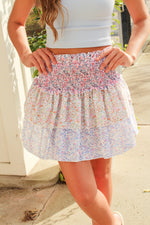 Garden Of Love Skirt