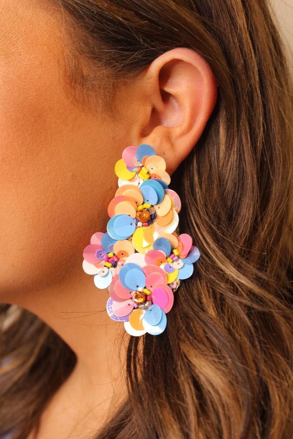 Flower Power Earrings