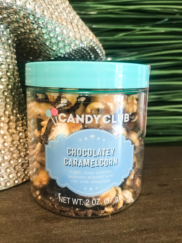 Candy Club Chocolately Caramel Corn