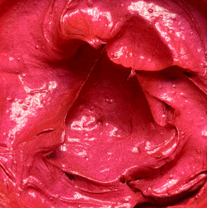 Red -Hair Paint Wax