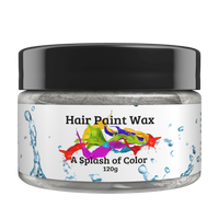 Silver - Hair Paint Wax