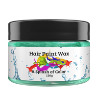 Aquamarine- Hair Paint Wax (100 ML)