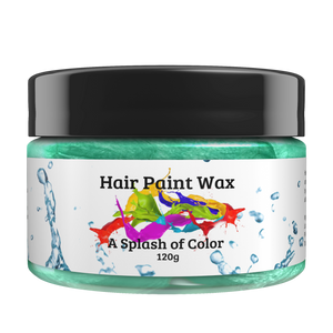 Aquamarine- Hair Paint Wax (UNSEALED 100 ML)