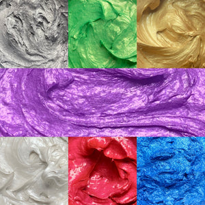7 Colors - Hair Paint Wax