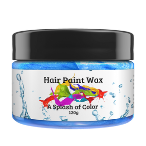 Blue - Hair Paint Wax