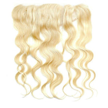 Load image into Gallery viewer, Russian Blonde Brazilian  Body Wave Frontal